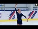 Анастасия ЗИНИНА FS - Кубок ДЮСШ СТЕРХ 2018 (Anastasia Zinina)
