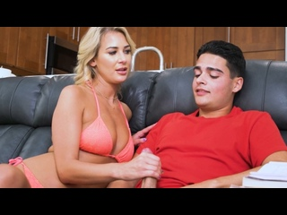Jordan Maxx (It's OK, I'm Your Stepmom / mih17806) [2020, White, Swallow, Cumshot, Milf, Busty, Cougar, 1080p]