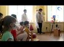 Маленьких пациентов детской областной больницы пригласили на онлайн-вечеринку с Хрюшей и Степашкой
