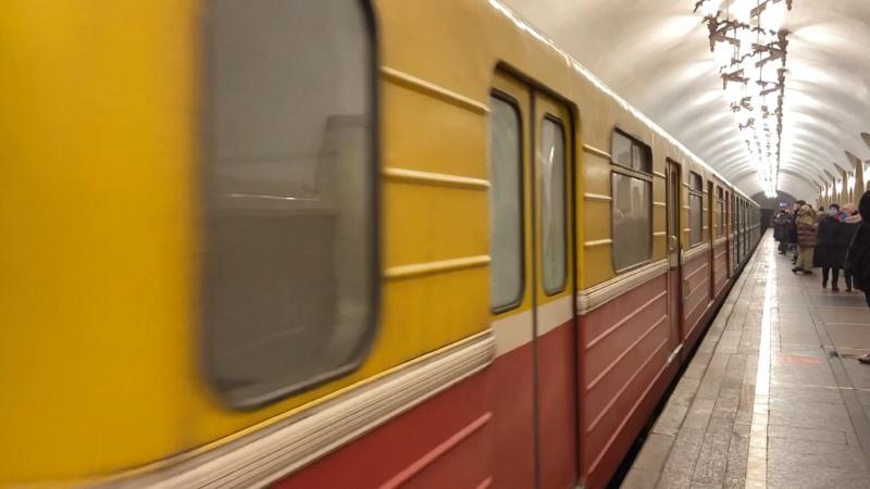 Путеизмеритель на станции Добрынинская 17 02 21