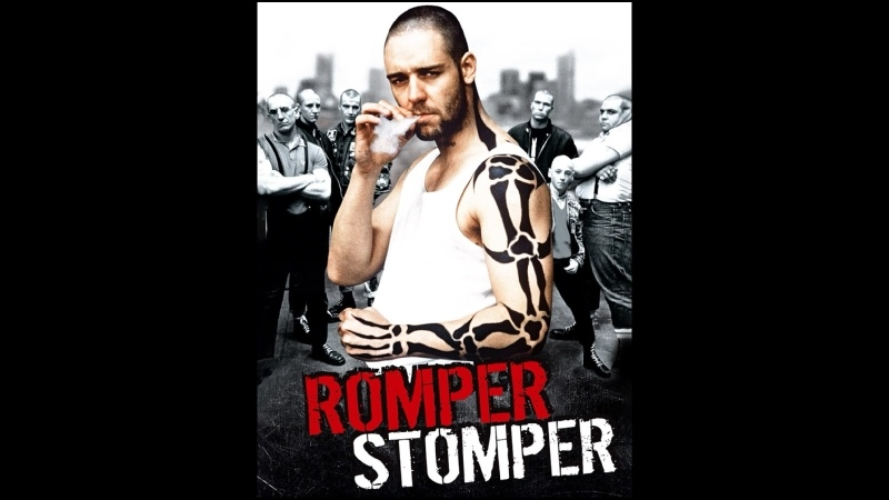 Romper Stomper Драма криминальный фильм 1992 Австралия