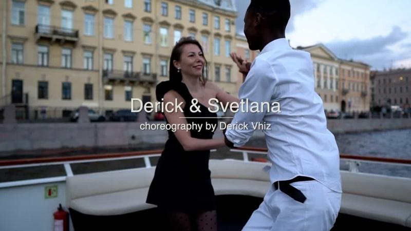 Derick Svetlana. Salsa