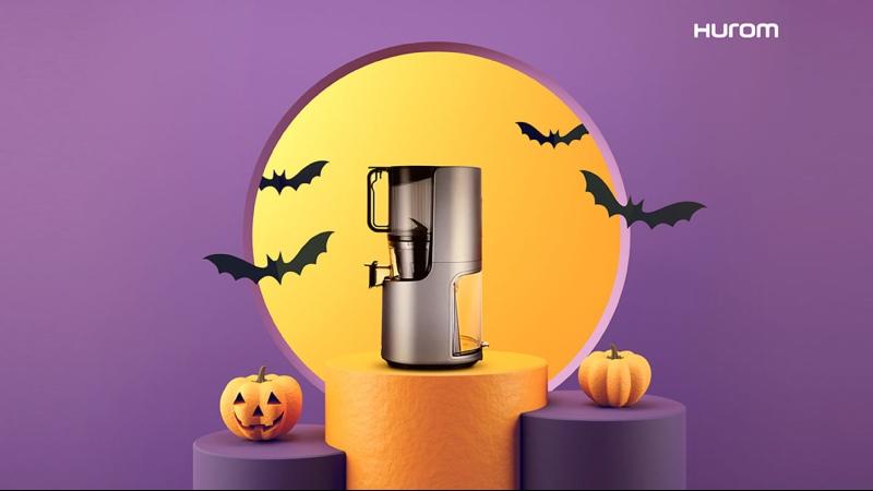 Ведьмин Сок на Хэллоуин