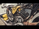 Переборка двигателя Kawasaki KE100