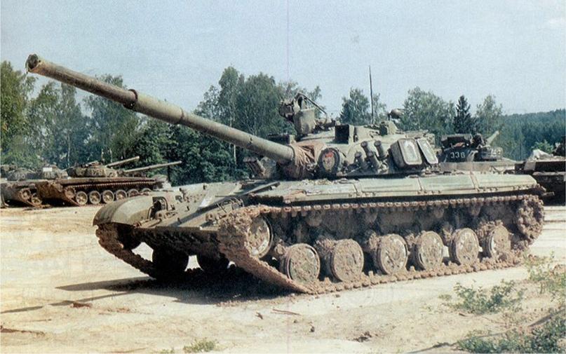 ТАНК Т-64, изображение №5