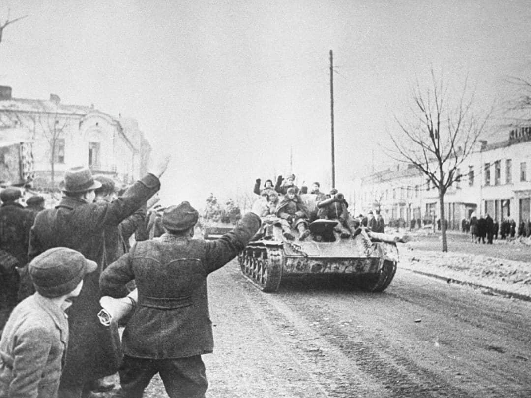 Третье февраля - памятная дата истории Великой Отечественной войны