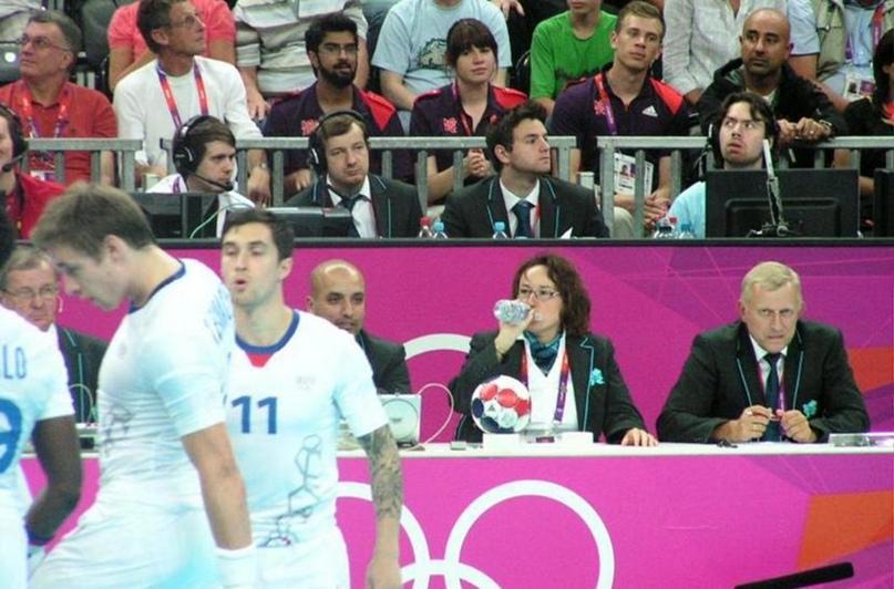 На Олимпиаде-2012 в Лондоне