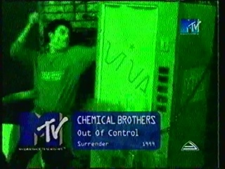 The Chemical Brothers-Out Of Control (MTV Russia, 2000)