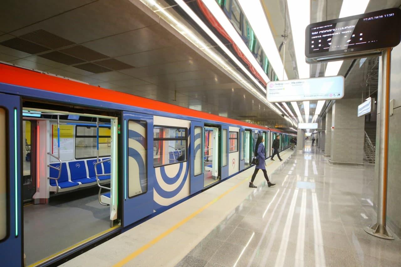 Более 84 тыс. человек ежедневно пользуются скидкой на Таганско-Краснопресненской и Некрасовской линиях метро. Фото: АГН Москва