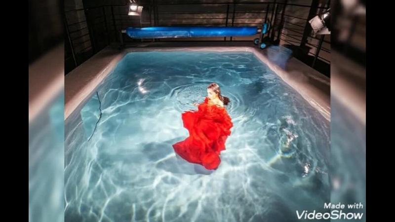 фото- и видеосъёмки под водой на Динамо, Минск, впервые.