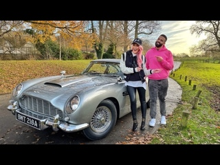 THIS CAR HAS INSANE JAMES BOND GADGETS | ft. Craig David