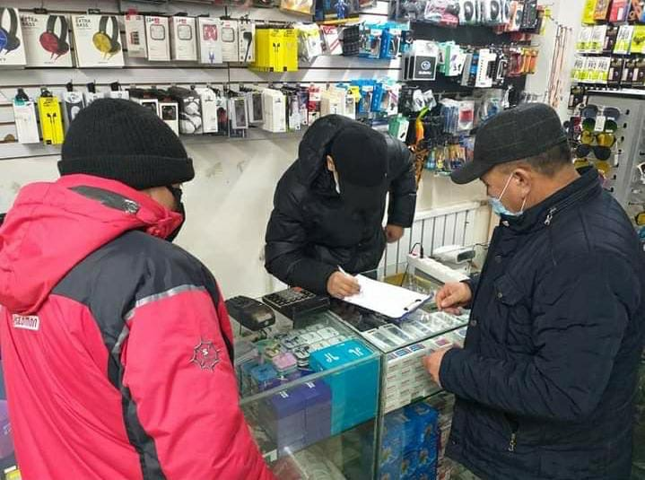 В Восточном Казахстане взыскано 656 тысяч тенге за несоблюдение ограничительных мер