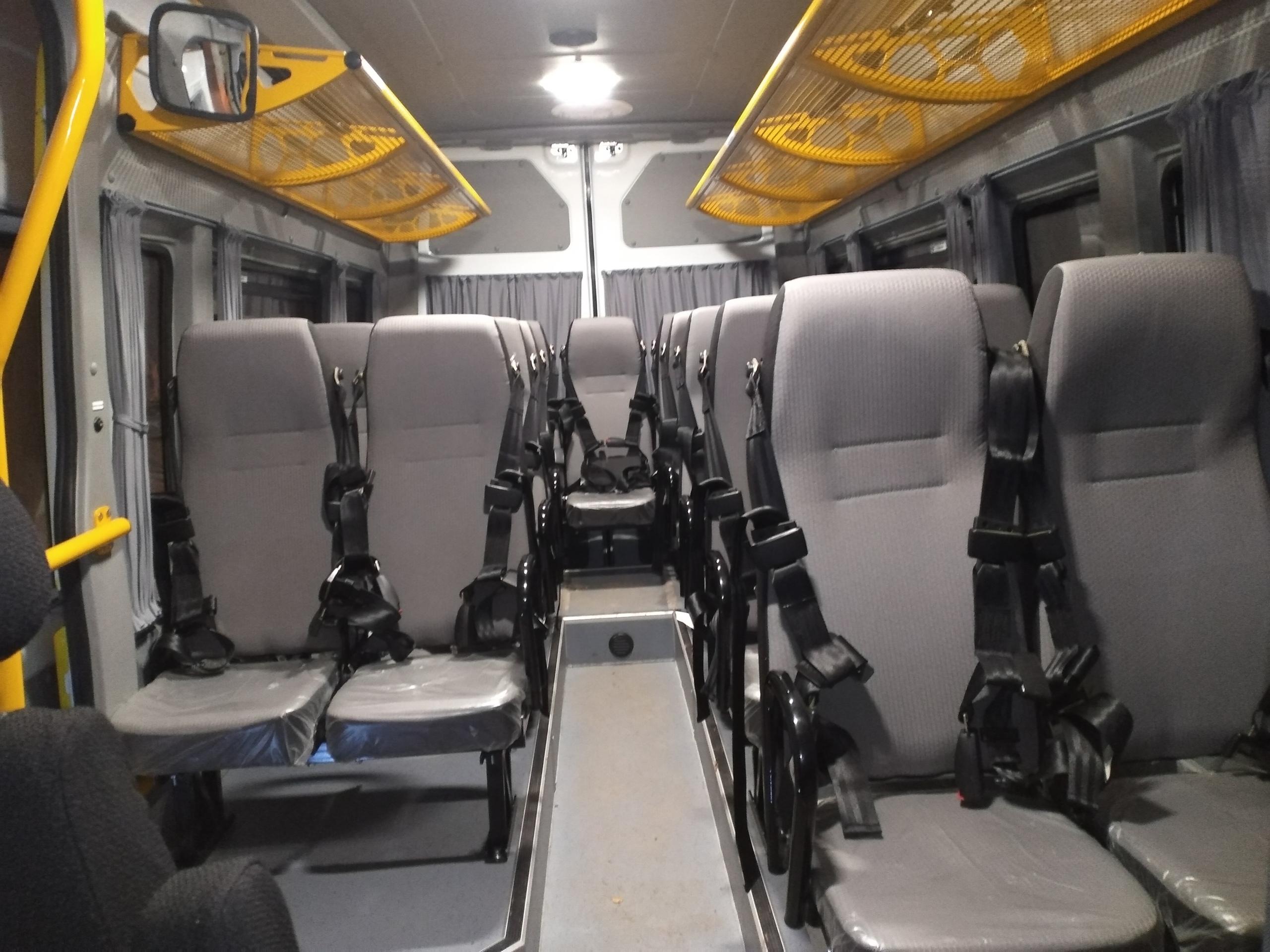 Образовательным учреждениям Удорского района вручили ключи от школьных автобусов