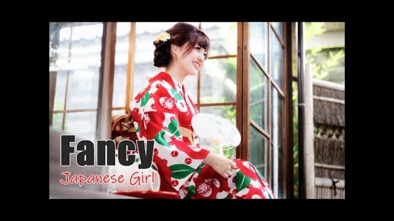 Fancy Japanese Girl Eurodisco Italodisco 2021