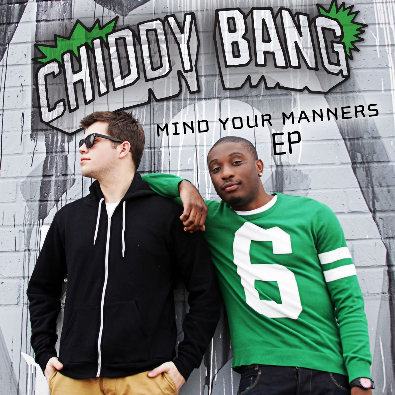 Chiddy Bang album Mind Your Manners EP