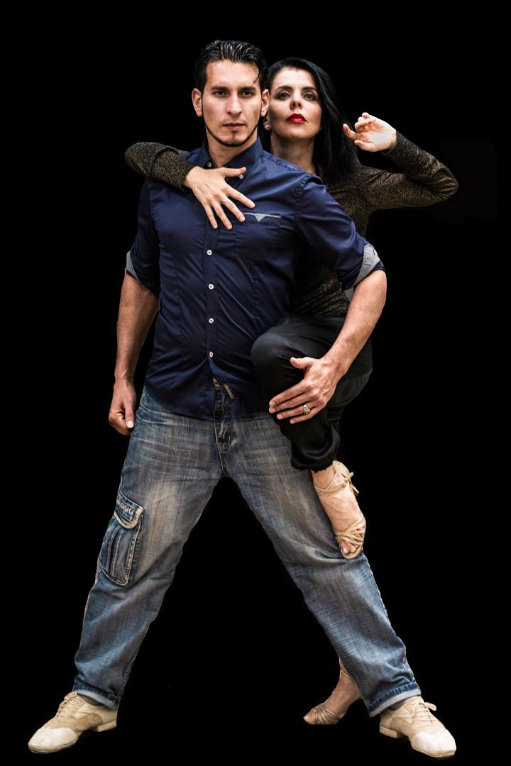Афиша Омск Танго-уикенд с Julia Gorin в Омске 9-11.04.21