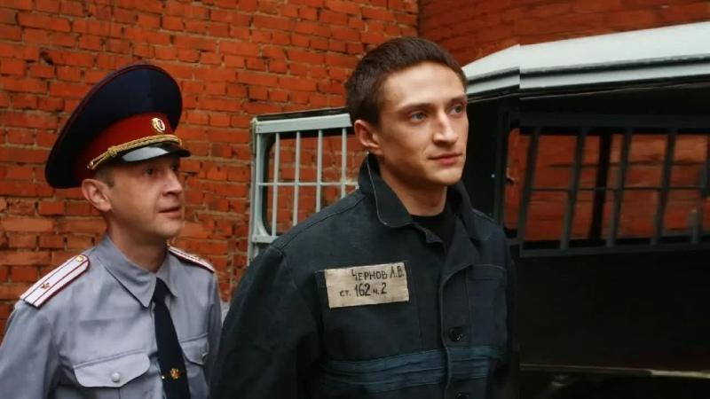 Суровый фильм про побег 6 ЧАСТЬ Черная Зона Русские детективы