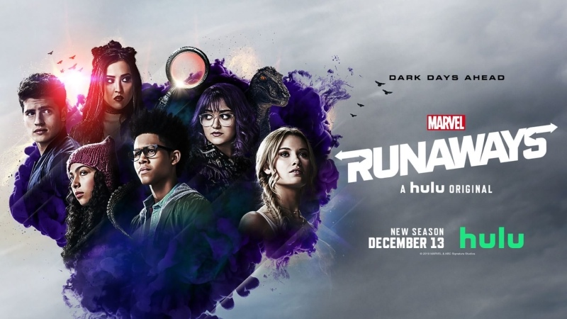 Беглецы 3 й сезон сериал 2019 Runaways