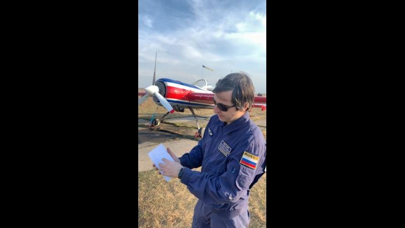 Видео от Русские Авиационные Гонки