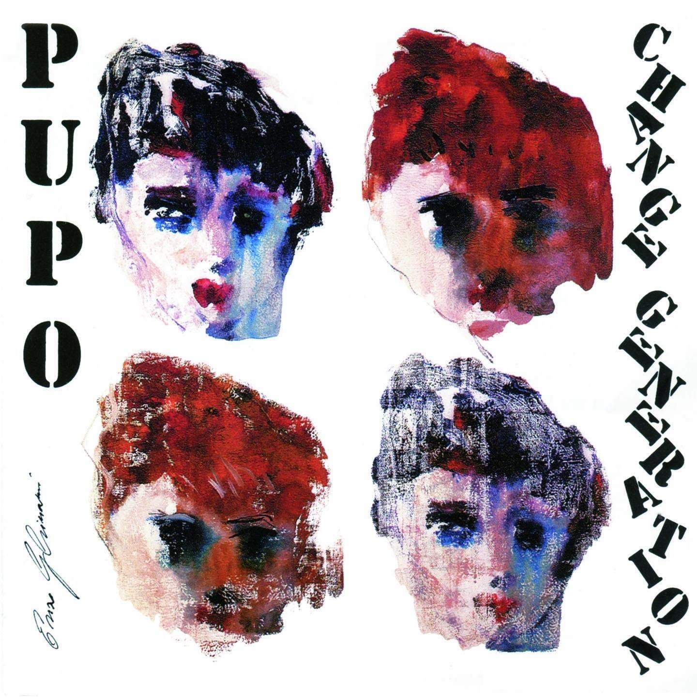 Pupo album Change generation