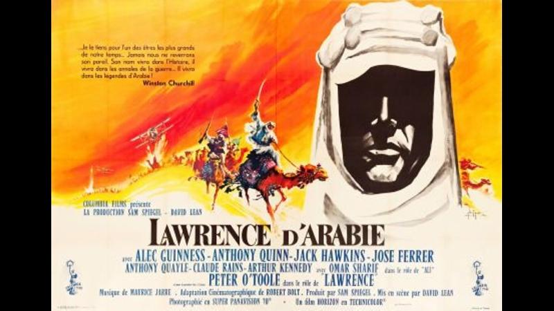 Лоуренс Аравийский Lawrence of Arabia (1962) - Трейлер