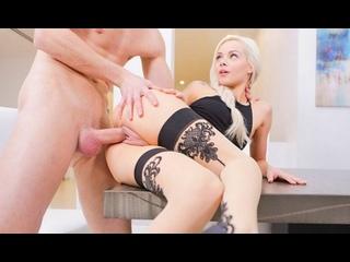 Красавица Эльза Джин лучшее порно, красивый секс (Elsa Jean sex porno)