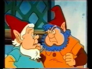 Легенда о Белоснежке (The Legend of Snow White; 1994) 6 кассета