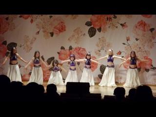 Студия восточного танца под руководством Евгении Усановой.