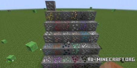 мод на руды в майнкрафт 1.7.10 #8