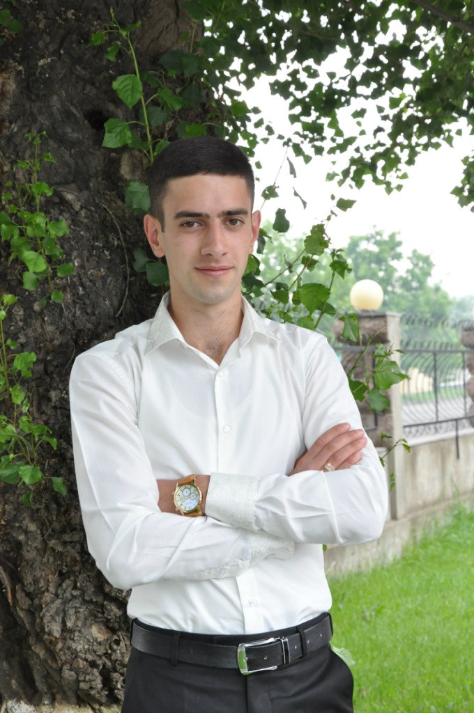 Давид, 22, Kimry