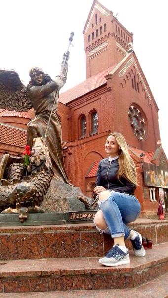 Наташа Афанасьева, Санкт-Петербург, Россия