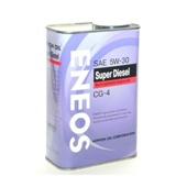 Масло мот. ENEOS Semisyntethetic Super Diesel 5w30 п\с (1л)