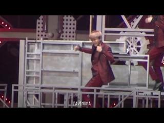 [FANCAM] 150612 EXOPLANET #2 - The EXO'luXion in Taipei @ EXO's Kai Focus - EXODUS