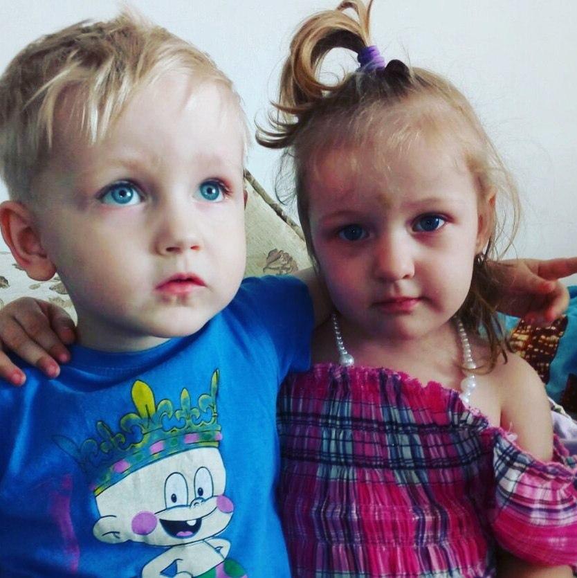 Басов Кирилл и Никитина Ева