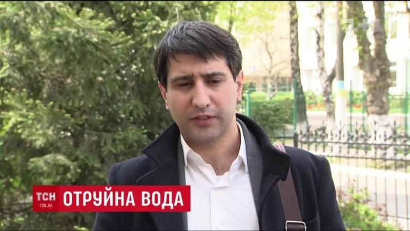 Фекалії у воді стали причиною отруєння жителів Софіївської Борщагівки