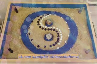юнгианская песочная терапия