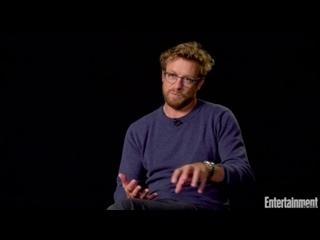 Саймон Бейкер о Дыхании - Entertainment Weekly