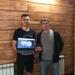 Директор студии «DIRECT» — Денис Космаков и директор BURGER38 — Александр Майоров
