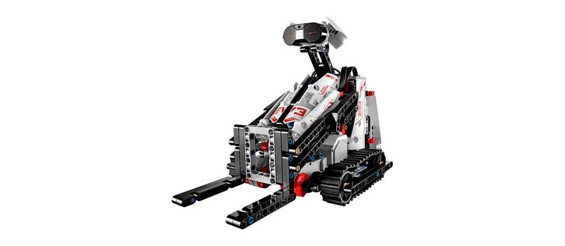 Базовые проекты Lego Mindstorms EV3, изображение №6