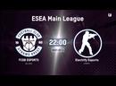 FCDB vs Electrify Esports ESEA Main League by TakeMeHappy