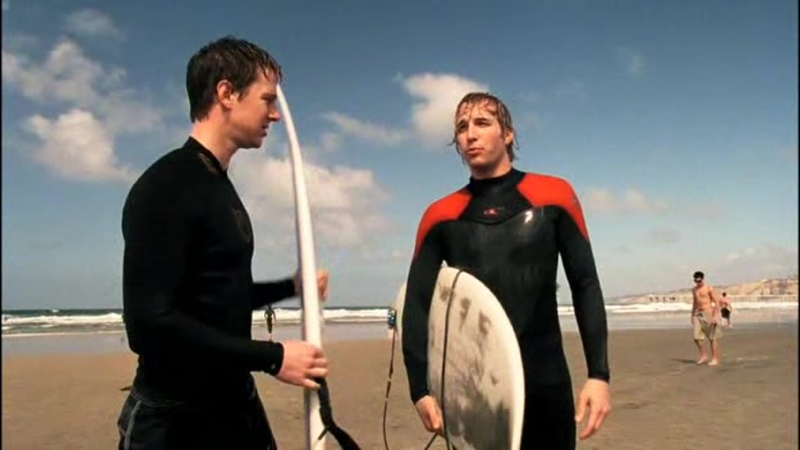 Клип Вероника Марс 3 19 встреча на пляже