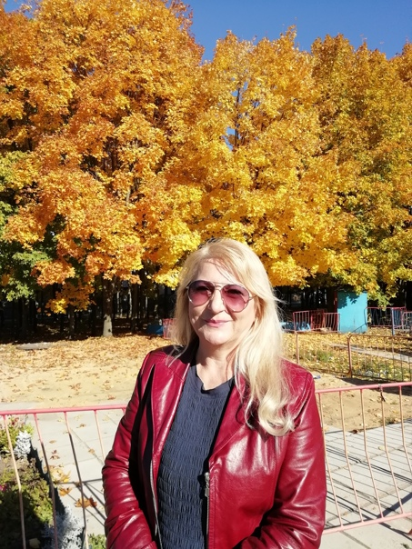 Марина Клевцова, Липецк, Россия