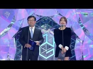 061118 BTS - Genie Music Global Popularity Award @ MBCPlus X genie music AWARDS