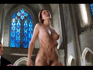 Шарлиз Терон Голая - Charlize Theron Nude - The Devils Advocate ( 1997 )