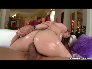 Courtney Cummz - Tiny girl loves to have big dick fill her ass all the way up