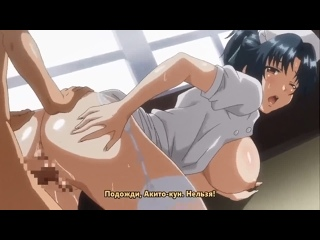[Hentai Хентай] / Tsumamigui 3 The Animation (1 of 2)