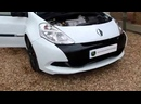 Renault Clio 200 RenaultSport Cup 2.0L 6 Speed Manual in Glacier White for sale