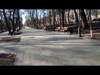 Горсад-плац Клычкова-Маркина, видео 1