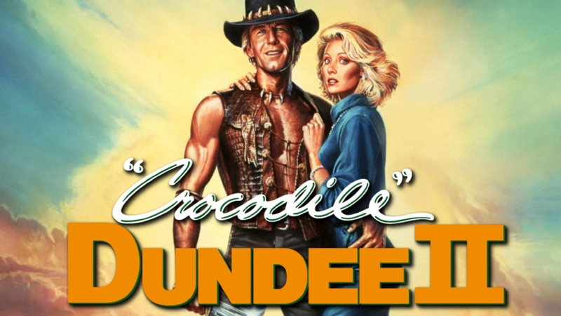 Крокодил Данди 2 Crocodile Dundee 2 телевизионная версия TV 4 3 103 минуты 1988 TVRip