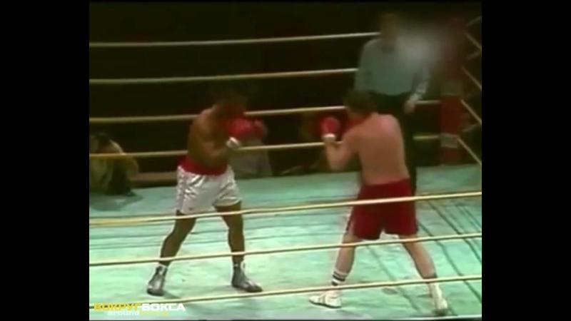 Майк Тайсон vs Стив Зоуски НОКАУТ